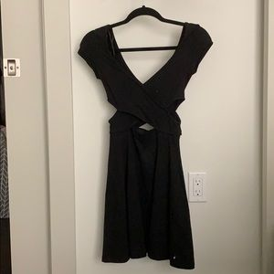 Hm cutout dress